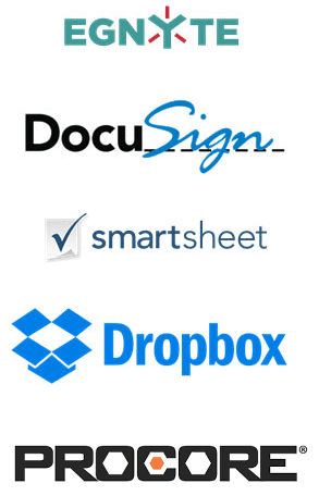 Commitment to Technology Logos